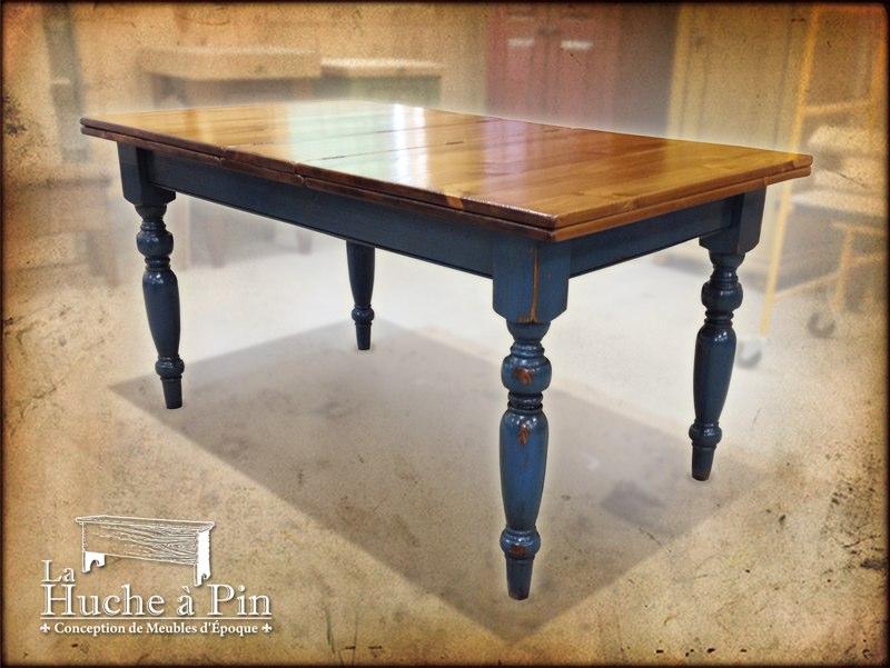 la huche pin table papillon photo 8 de 15. Black Bedroom Furniture Sets. Home Design Ideas